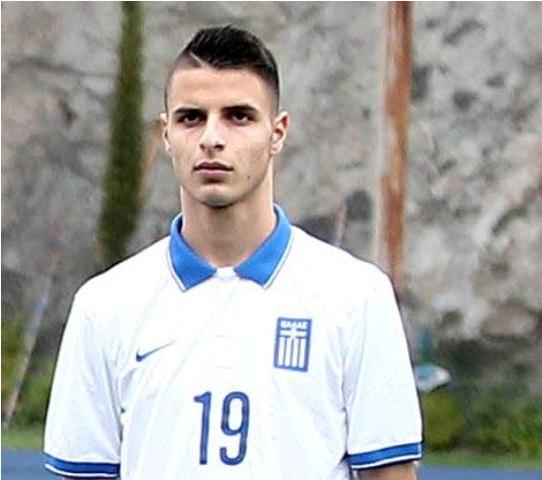 Στην Εθνική Νέων για τα παιχνίδια  με Σλοβακία και Τσεχία ο Τζοβάρας