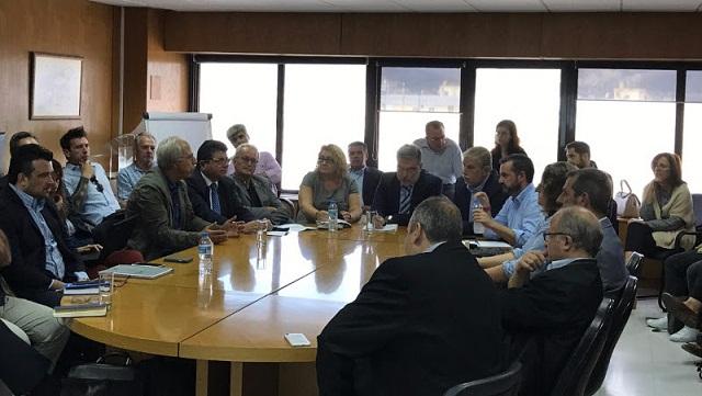 1η συνάντηση εργασίας για το έργο της αναβάθμισης της Πειραιώς, «Έργο Πειραιώς»