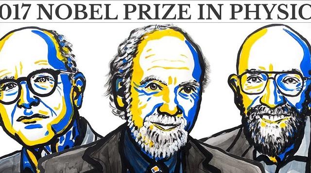 Τα «βαρυτικά» κύματα χάρισαν το Νόμπελ Φυσικής 2017 σε τρεις αμερικανούς επιστήμονες