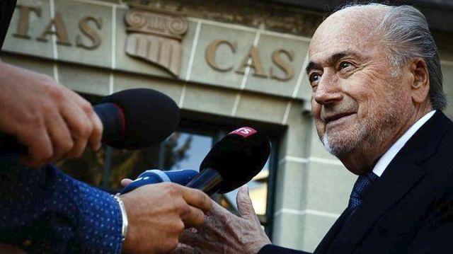 Ο Σεπ Μπλάτερ στην «Corriere della Sera»: «Οι Αμερικανοί ήθελαν το κεφάλι μου»
