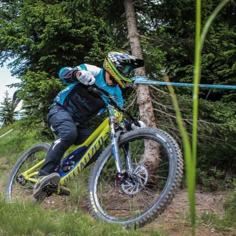 Αγώνας ορεινής ποδηλασίας ΜΤΒ στη Γορίτσα