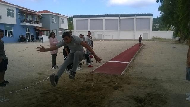 Γιόρτασαν την Ημέρα Σχολικού Αθλητισμού