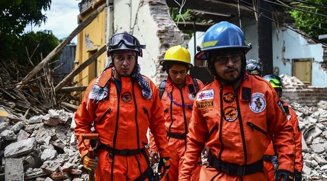 Μεξικό: Ανασύρθηκε από τα συντρίμμια το τελευταίο θύμα του φονικού σεισμού