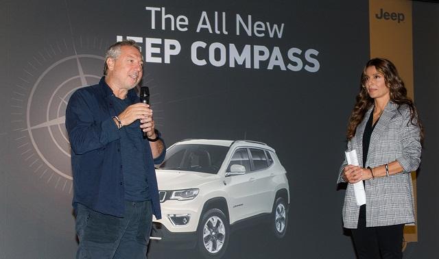 Νέο Jeep Compass: Εντυπωσιακή αποκάλυψη επί ελληνικού εδάφους