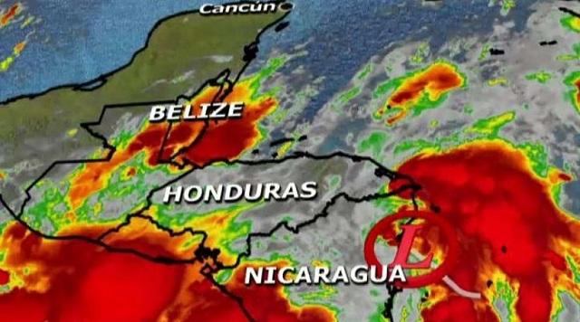 20 νεκροί εξαιτίας της τροπικής καταιγίδας Νέιτ στην Κεντρική Αμερική