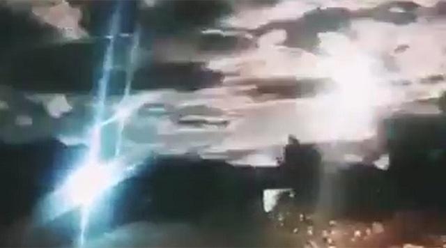 Εντυπωσιακή έκρηξη μετεωρίτη στον ουρανό της Κίνας [video]