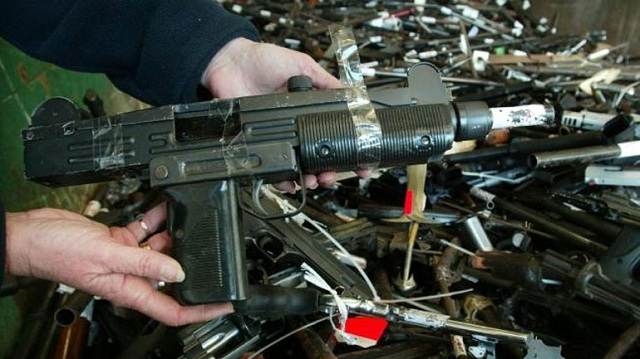 Αυστραλία: Περισσότερα από 50.000 παράνομα όπλα παραδόθηκαν στο πλαίσιο τρίμηνης αμνηστίας