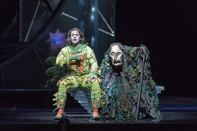 Η παραμυθένια όπερα «Ο Μαγικός Αυλός» στο Αχίλλειον