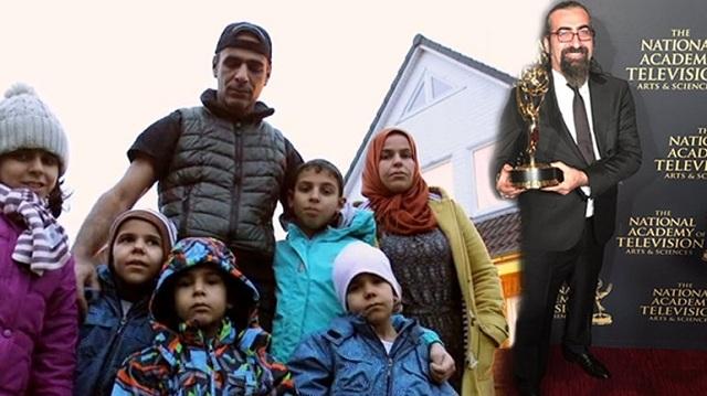 Βραβείο Emmy για τον Τούρκο δημοσιογράφο Engin Bas