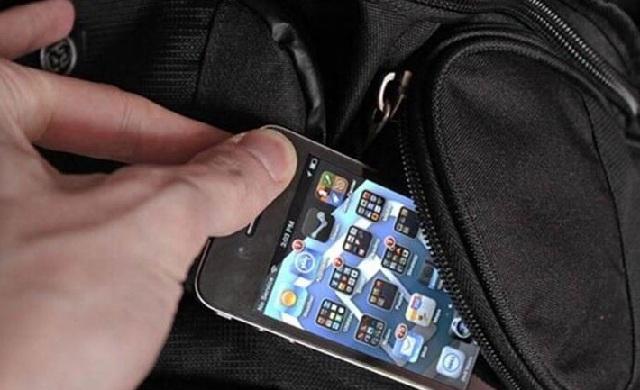 Νεαρός είχε κλέψει 44 κινητά τηλέφωνα