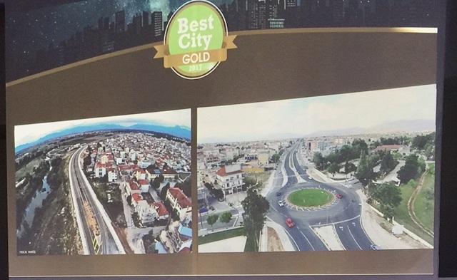 2 χρυσά βραβεία στην Περιφέρεια Θεσσαλίας