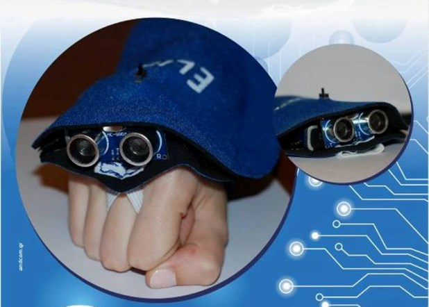Φοιτήτρια του ΤΕΙ Θεσσαλίας κατασκεύασε χέρι που βοηθά τους τυφλούς στην κίνηση
