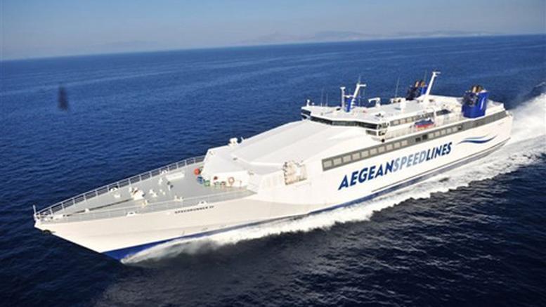 74χρονος πέθανε εν πλω προς Πειραιά