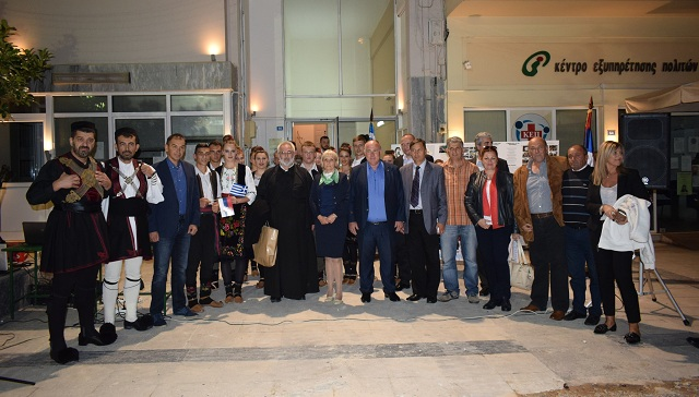 Επιτυχημένη και συγκινητική η Ελληνοσερβική πολιτιστική συνάντηση στο Βελεστίνο
