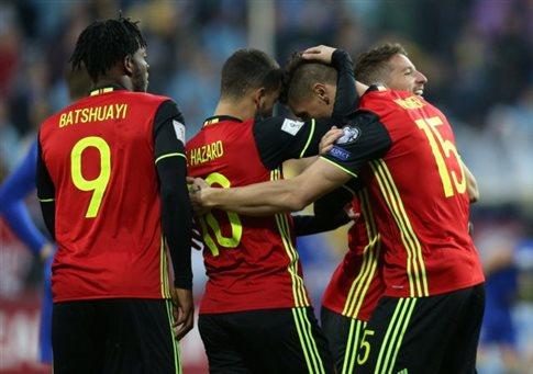 Το Βέλγιο έκανε «δώρο» στην Ελλάδα, νίκησε με 4-3 στη Βοσνία