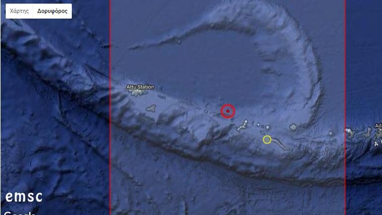 Ισχυρή σεισμική δόνηση στα βόρεια της Ιαπωνίας