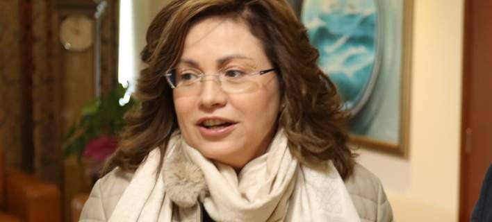 Η Μαρία Σπυράκη ανέλαβε εκπρόσωπος Τύπου της ΝΔ