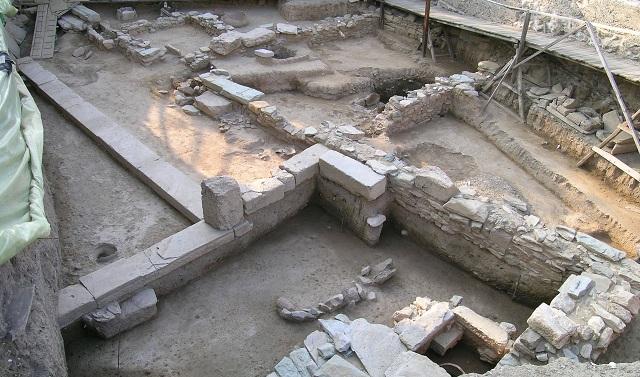Εντυπωσιακό αρχαιολογικό εύρημα στο Βελεστίνο
