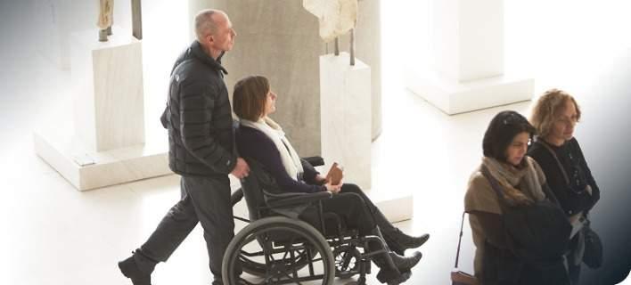Μόνο 151 από τους 434 αρχαιολογικούς χώρους είναι προσβάσιμοι σε άτομα με αναπηρία