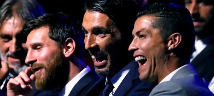 «Χρυσή Μπάλα» 2017: Οι 30 υποψήφιοι ποδοσφαιριστές