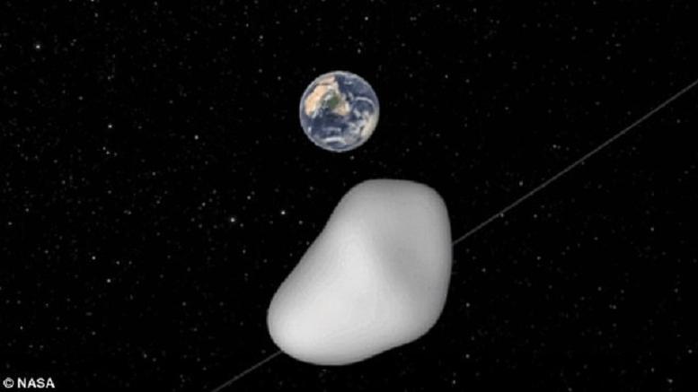 Αστεροειδής σε μέγεθος σπιτιού θα περάσει ξυστά από τη Γη