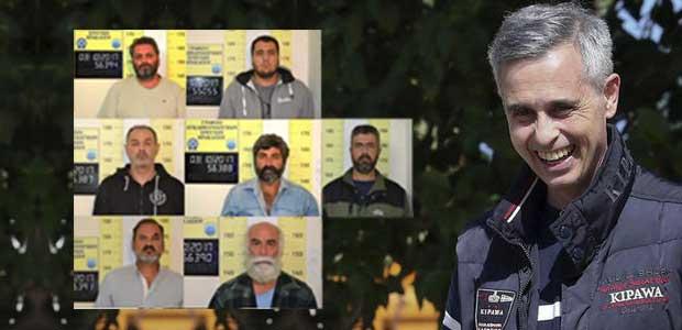 Τα ονόματα και οι φωτογραφίες των απαγωγέων του Μιχάλη Λεμπιδάκη