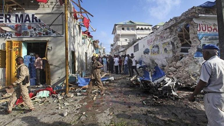 Σομαλία: Τους 85 έφτασαν οι νεκροί από τις δύο βομβιστικές επιθέσεις