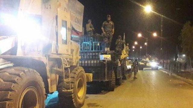 Ιράκ: Μάχες στρατευμάτων της ομοσπονδιακής κυβέρνησης και Κούρδων κοντά στο Κιρκούκ