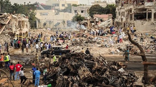 Τραγωδία στη Σομαλία: Στους 276 ο αριθμός των νεκρών. Πάνω από 300 τραυματίες