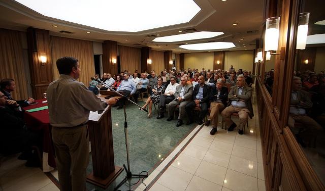 Γ. Καμίνης: Ο νέος πολιτικός φορέας πρέπει να έχει σαφές αξιακό πλαίσιο