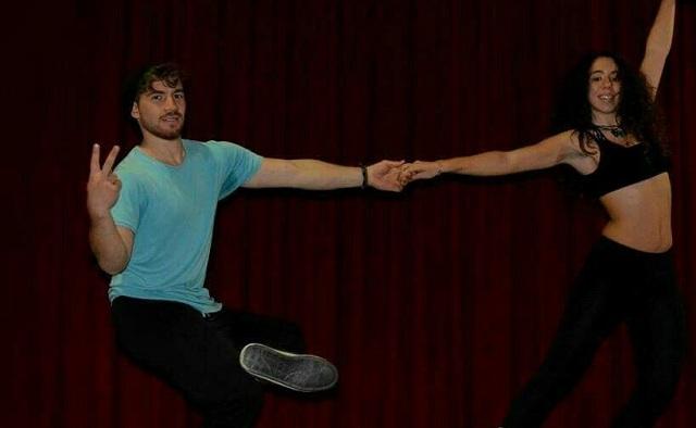 Στον ρυθμό με εθελοντισμό στην Κοινωνική Σχολή Χορού Βόλου