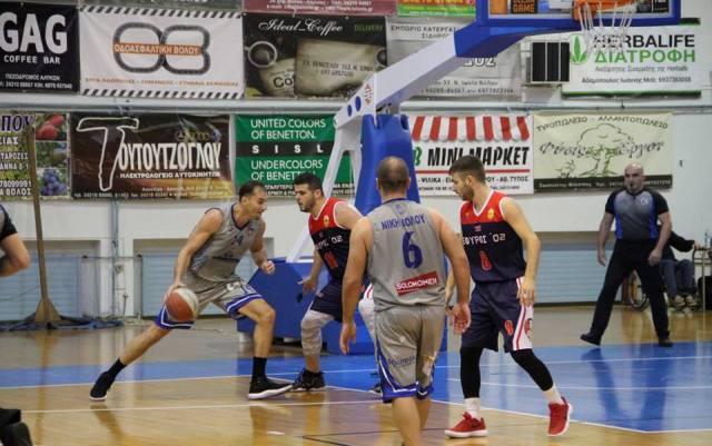 Μεγάλη… Νίκη στην πρεμιέρα κέρδισε το Ζέφυρο με 83-70
