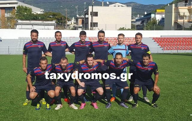 Νέα νίκη για τον Τοξότη, επί του Κένταυρου ΝΠ. με 4-1