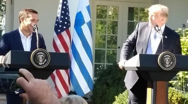 Τραμπ:Η Ελλάδα παρέχει ιδανικές ευκαιρίες για επενδύσεις