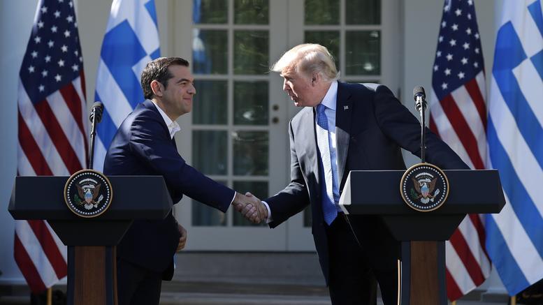 Τα καλά λόγια και τα deal πίσω από τη συνάντηση Τραμπ-Τσίπρα