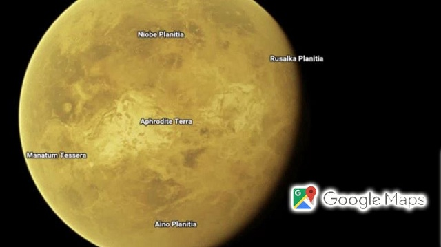 Google Maps: Πλέον σας ταξιδεύει και στο διάστημα