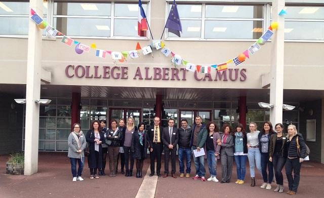 Μαθητές του 2ου Γυμνασίου Αλμυρού στην Γαλλία