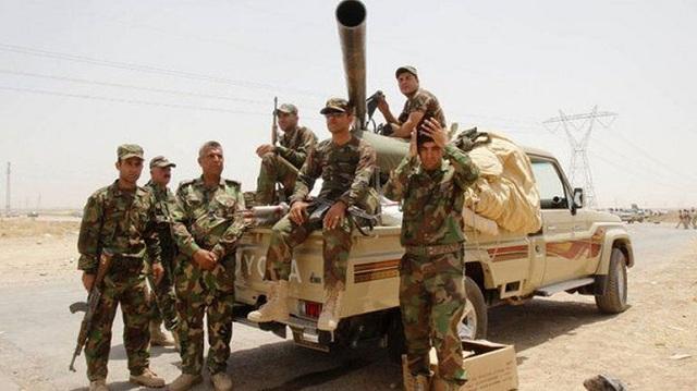 Ο τελευταίος τομέας της επαρχίας Κιρκούκ έπεσε στα χέρια του ιρακινού στρατού