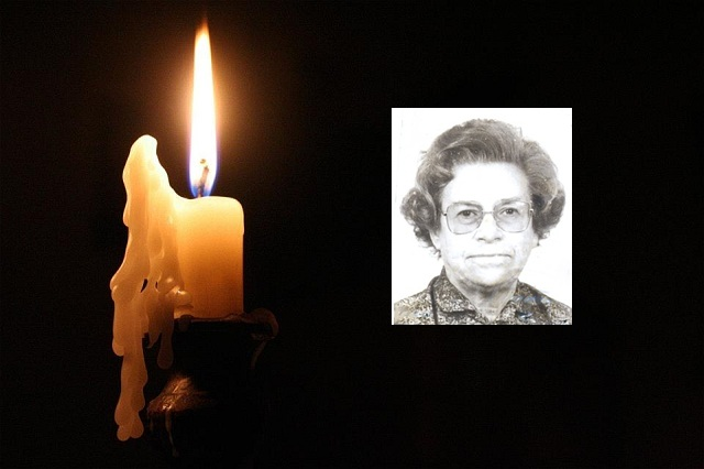 Πένθος Ευχαριστήριο - ΒΑΣΙΛΙΚΗ Χ. ΜΟΚΚΑ - ΓΚΟΓΚΟΥ