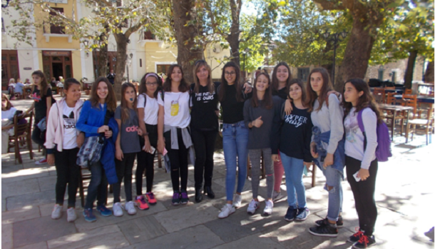 Εκπαιδευτική επίσκεψη μαθητών του 2ου Γυμνασίου Βόλου στον Λαύκο