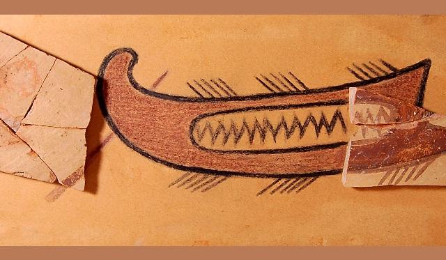 Πνοές ανέμων σε αρχαία καράβια