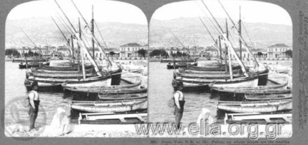Γρηγόρης Καρταπάνης: Ιστορίες του λιμανιού  (ΜΕΡΟΣ Β΄)