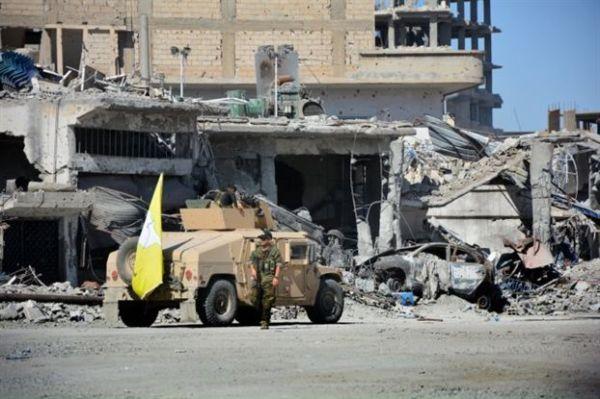 Το ISIS έχασε και την αλ Καριατάιν από τα συριακά στρατεύματα