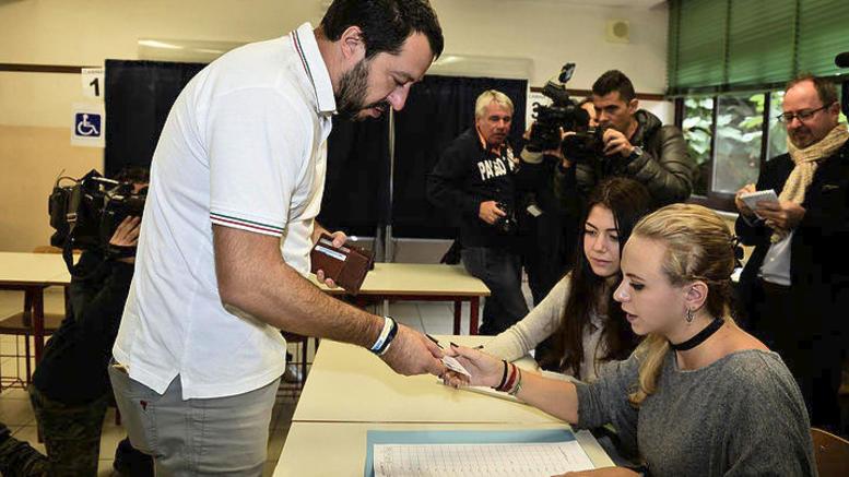 Δημοψήφισμα στην Ιταλία: Υπερ της αυτονομίας δύο περιοχές