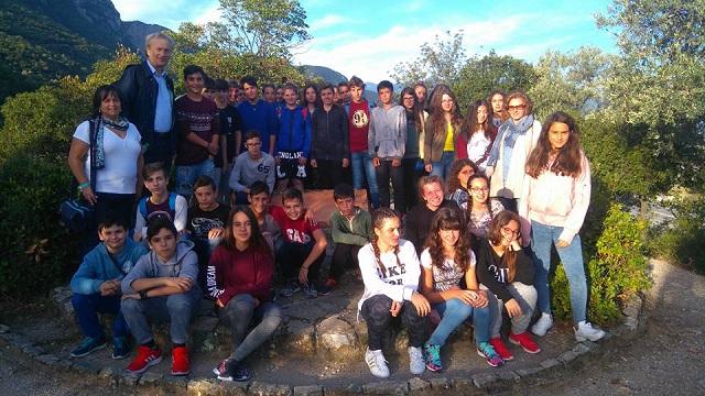 Μονοήμερη εκπαιδευτική εκδρομή για τους μαθητές της Β΄ τάξης του 6ου Γυμνασίου Βόλου