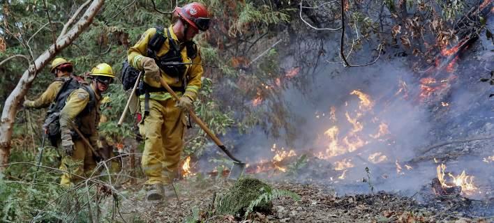 Καλιφόρνια: Μάχη με τις φλόγες σε 10 μέτωπα: 42 νεκροί