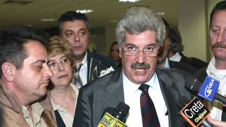 Έφυγε από τη ζωή ο πρώην βουλευτής Σταύρος Βρέντζος