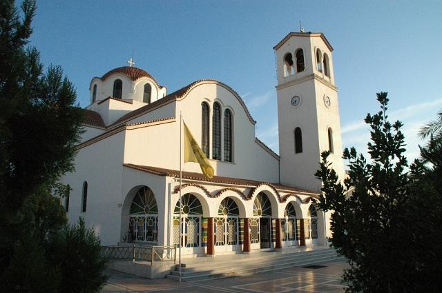 Πανηγυρίζουν οι Ναοί του Αγίου Δημητρίου
