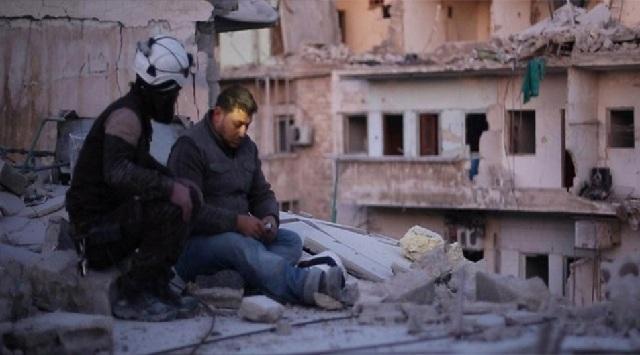 Προβολή ταινίας στο «Αχίλλειον» για το Χαλέπι