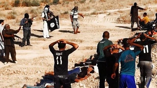 Συρία: Το ΙSIS εκτέλεσε τουλάχιστον 128 ανθρώπους πριν εκδιωχθεί από τα κυβερνητικά στρατεύματα